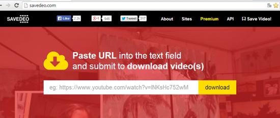 Télécharger une vidéo sur Youtube pour vos présentations