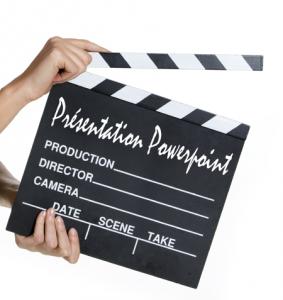 Videos dans présentations commerciales