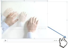 Dimensionner les vidéos dans vos présentations commerciales