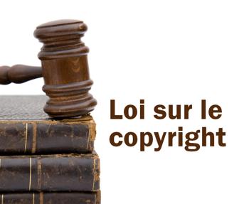 Loi sur le copyright des images applicable aux présentations commerciales Powerpoint