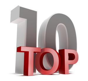 Top 10 présentations de vente