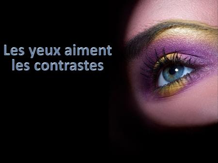 Comment renforcer vos présentations commerciales en utilisant les contrastes?