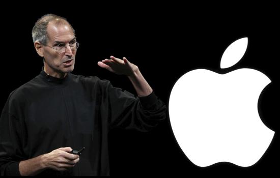 Steve Jobs et présentations d'entreprises