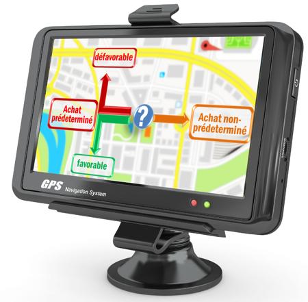 GPS techniques de vente