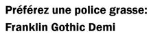 Police par défaut de PowerPoint 02