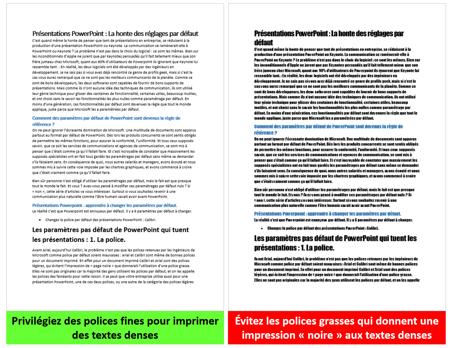 polices par défaut de PowerPoint 03