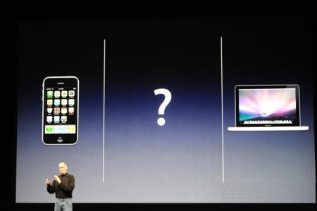 Steve Jobs sans logo Apple ni template ennuyeux