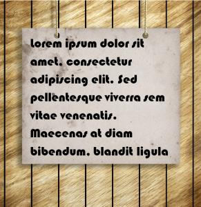 Lorem Ipsum pour Powerpoint
