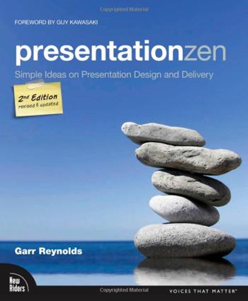 Présentations Powerpoint ou Présentations Keynotes: la 2ème édition révisée de PresentationZen est disponible