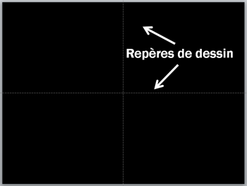 Design Powerpoint - Grille des tiers