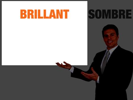 Présentations de vente - slide-bright-vs-dull-FR